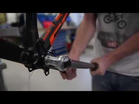 How to: Install Hope Cranks