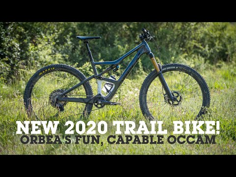 REVIEW - 2020 Orbea Occam - The Rallon's Little Brother
