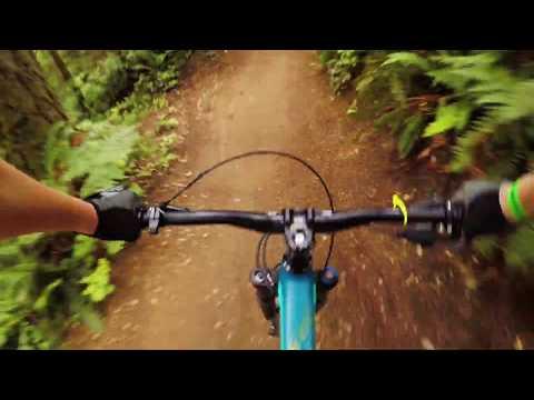 Evergreen Mountain Bike Festival - Gucci Duthie