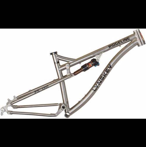 5 Best Titanium Mountain Bike Frames - SauserWind
