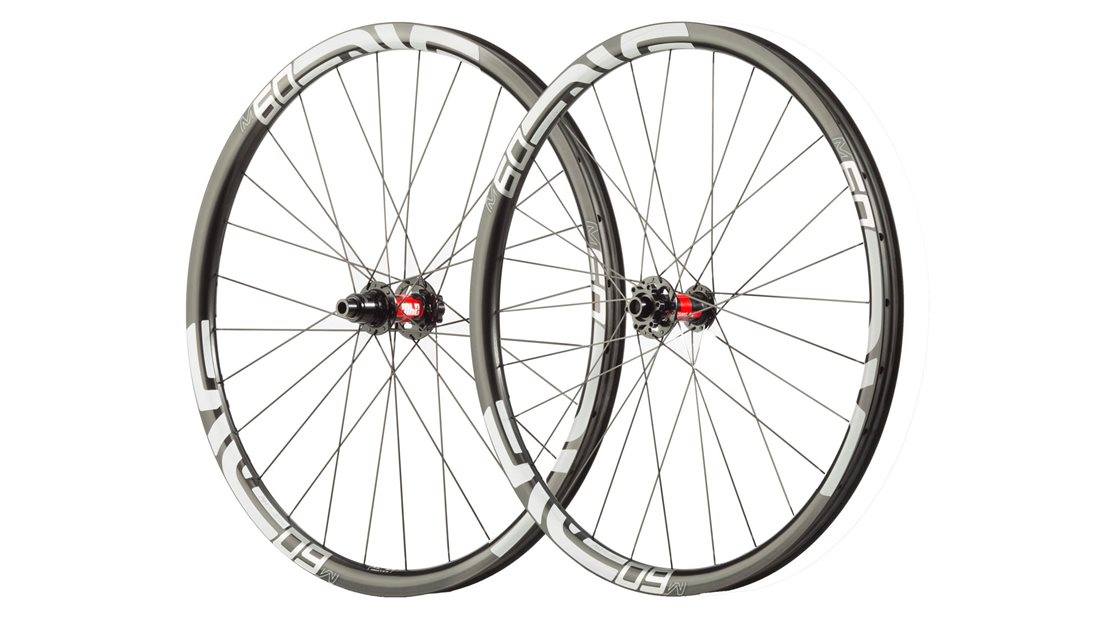ENVE M60 FORTY HV DT 240 BOOST WHEELSET Item #: WH198T02