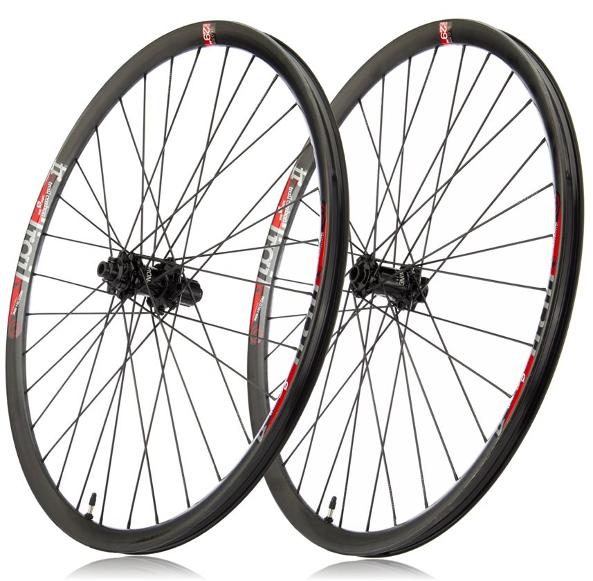 image of industry nine carbon fiber mountain bike rims