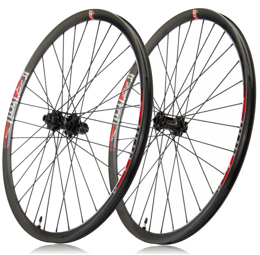 image of industry nine carbon fiber mountain bike rims