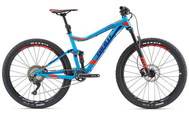 Giant Stance 27.5 2 Mountain Bike