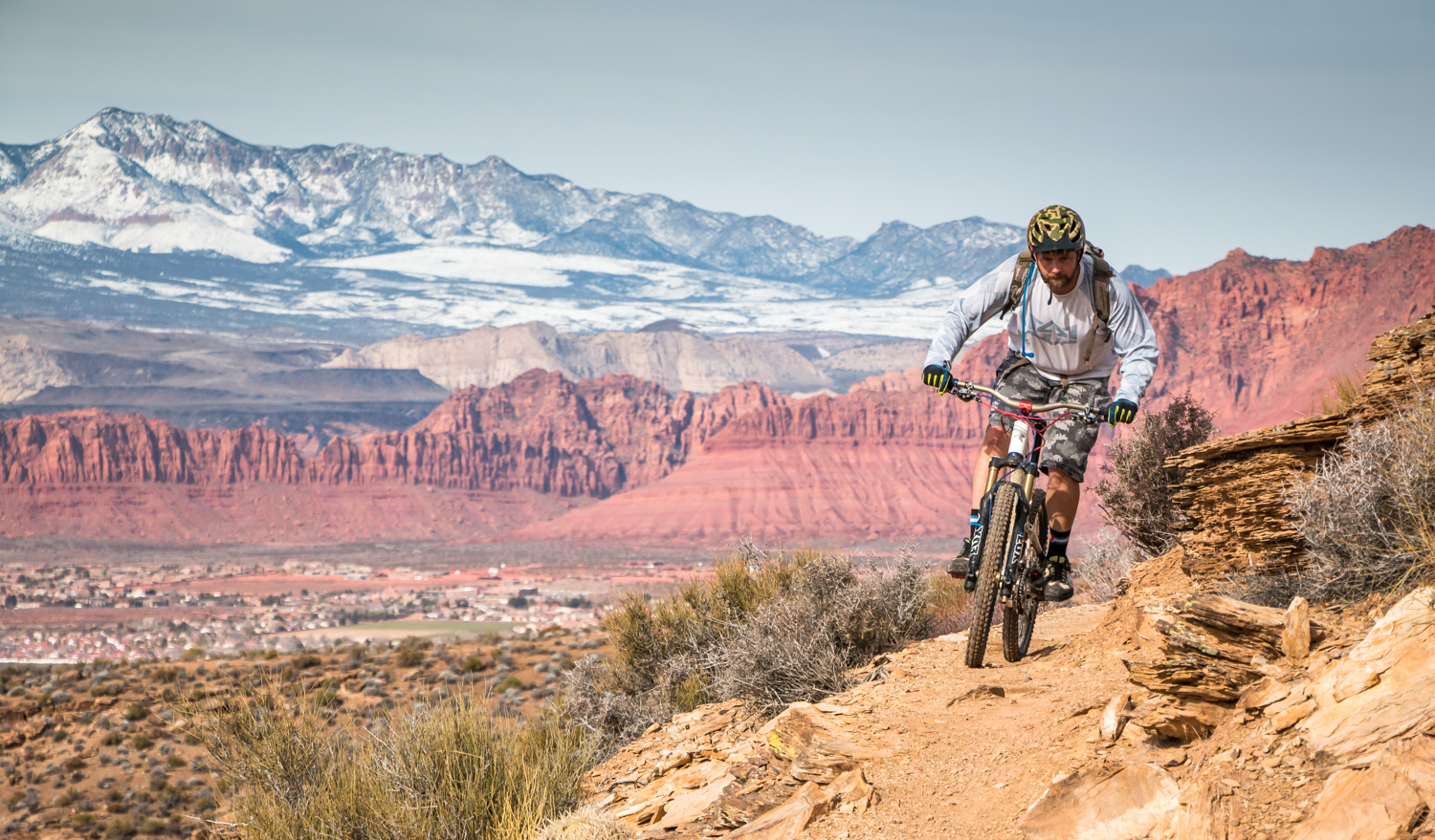 Image result for Mountain hiking and trail biking