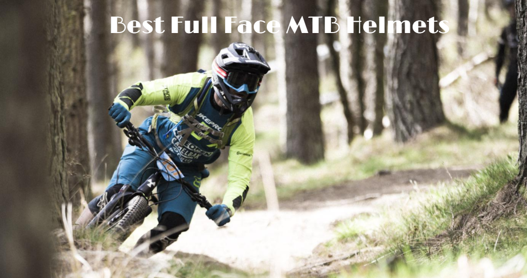 best full face mountain bike helmets
