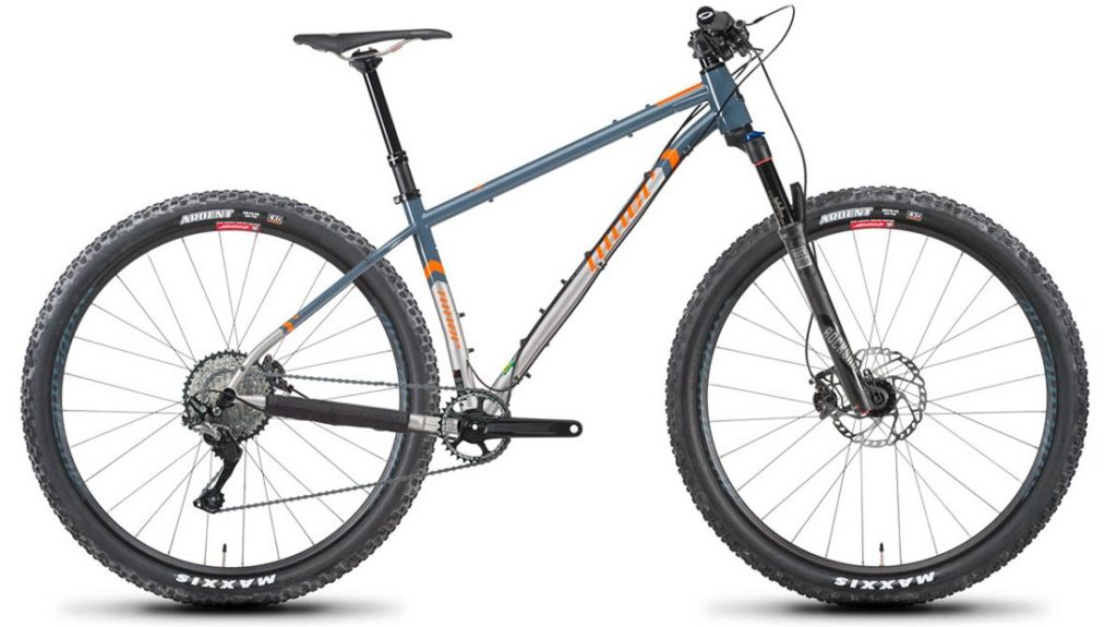Niner ROS 9 Plus 2 Star SLX Bike 1