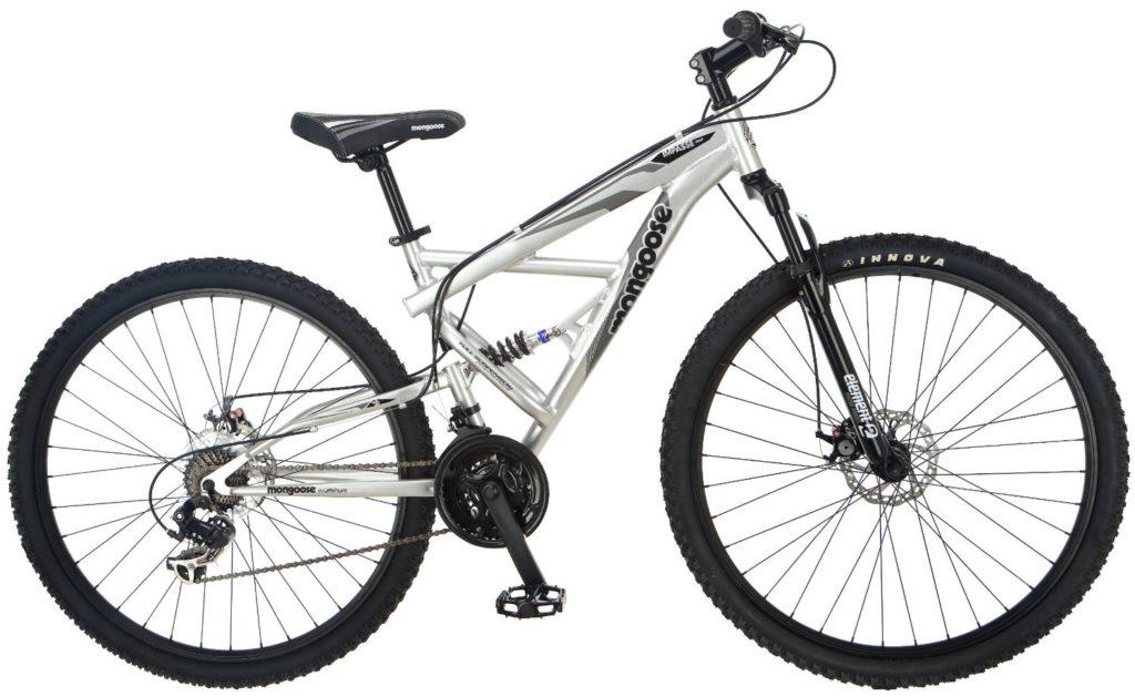 Mongoose Impasse Dual Full Suspension Bicycle Review m(R2780) 1