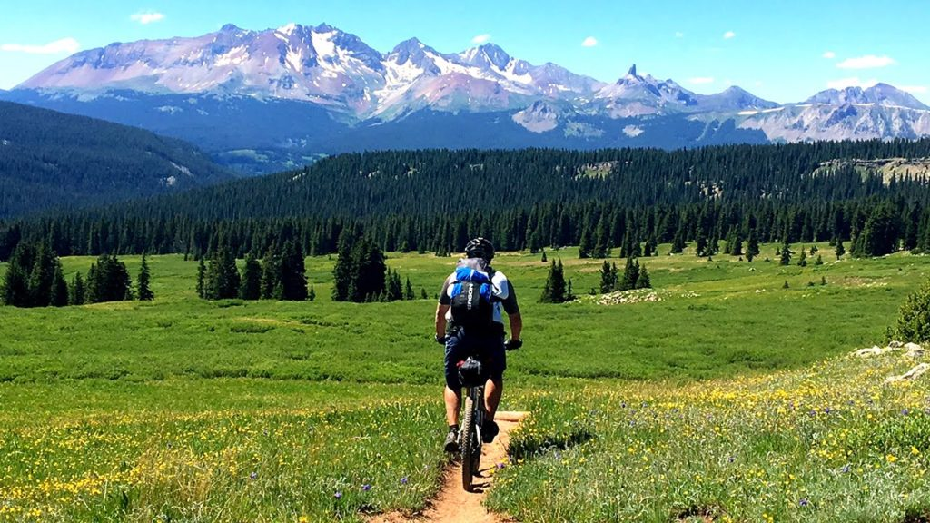 The Best Mountain Bike Trails in Colorado 2