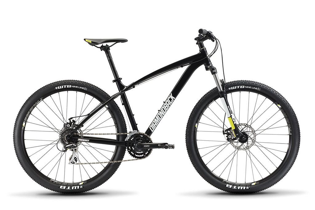 """Review of the Diamondback Bicycles Overdrive Hardtail Mountain Bike with 29"""" Wheels 1"""