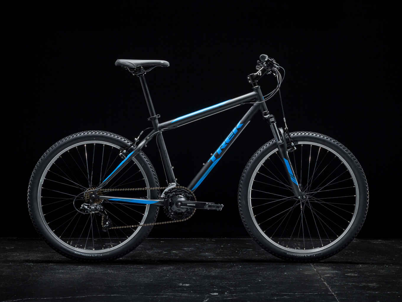 Review Of Trek 820 Mountain Bike Sauserwind