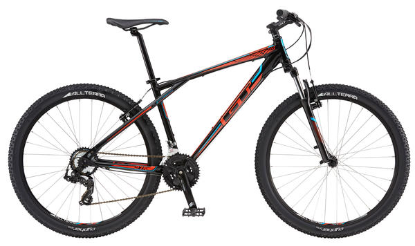GT Aggressor Pro mountain bike