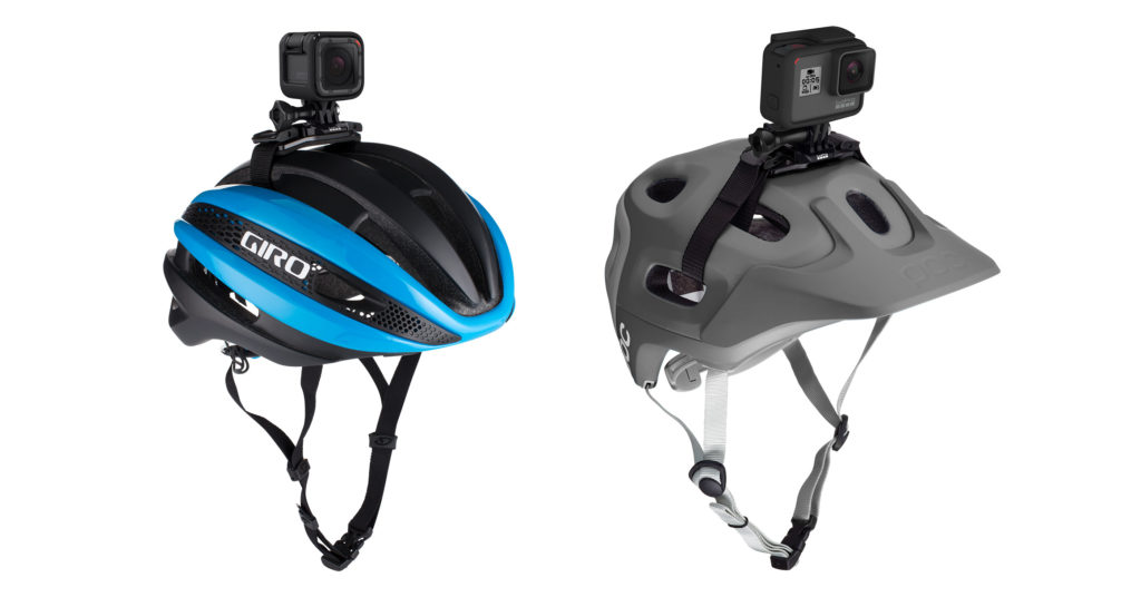 best helmet cameras for mountain biking