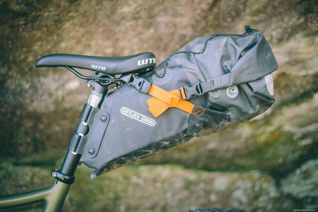 Ortlieb MTB Seatpost Saddle Bag