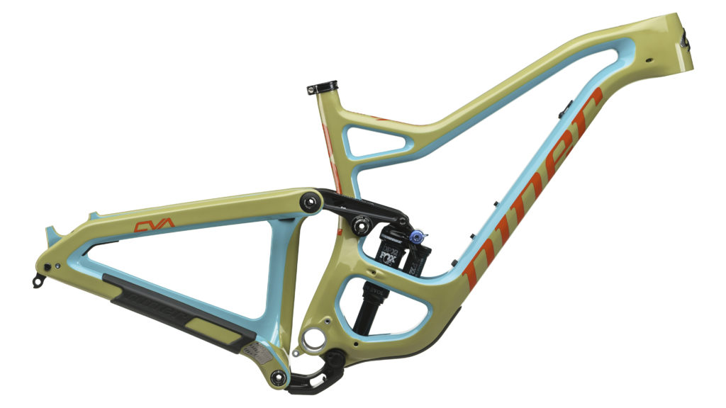 Niner carbon frame for MTB