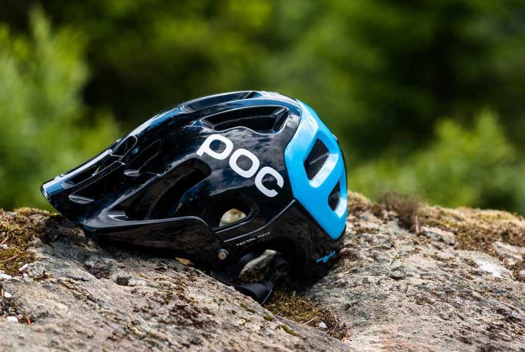 Poc mountain bike helmets
