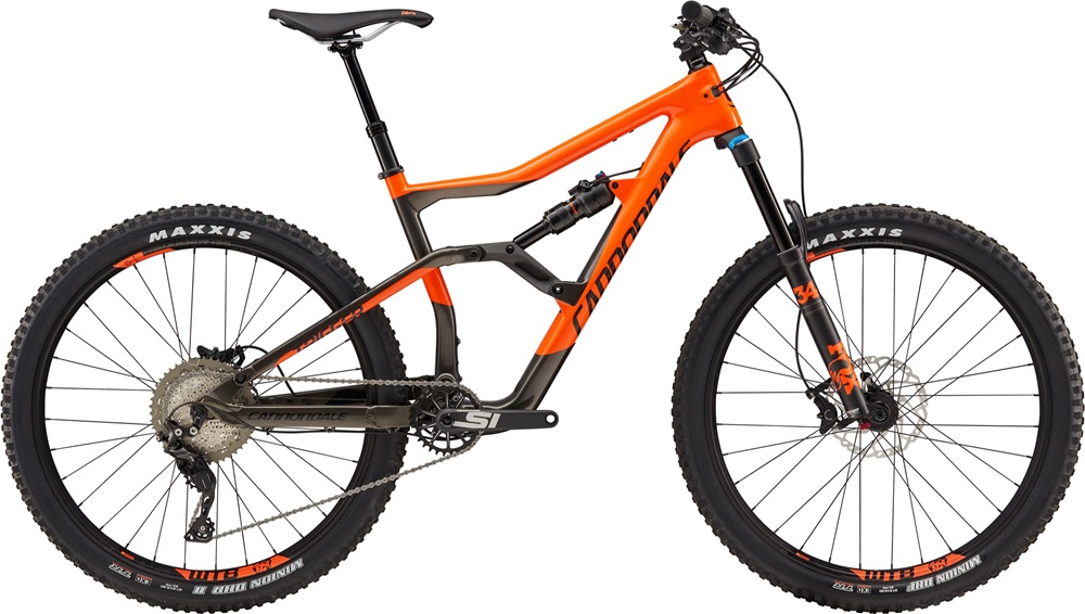 Cannondale Trigger 3 Review