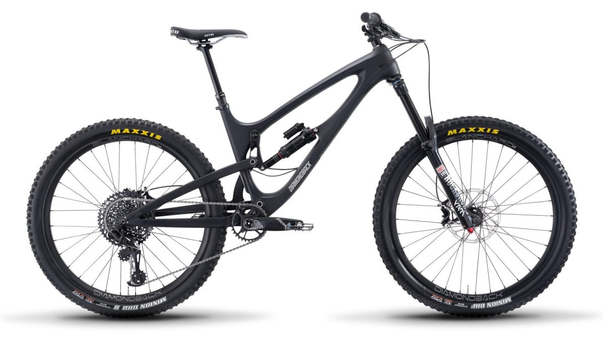 Diamondback Mission 1 Carbon review by Sauserwind editorial team
