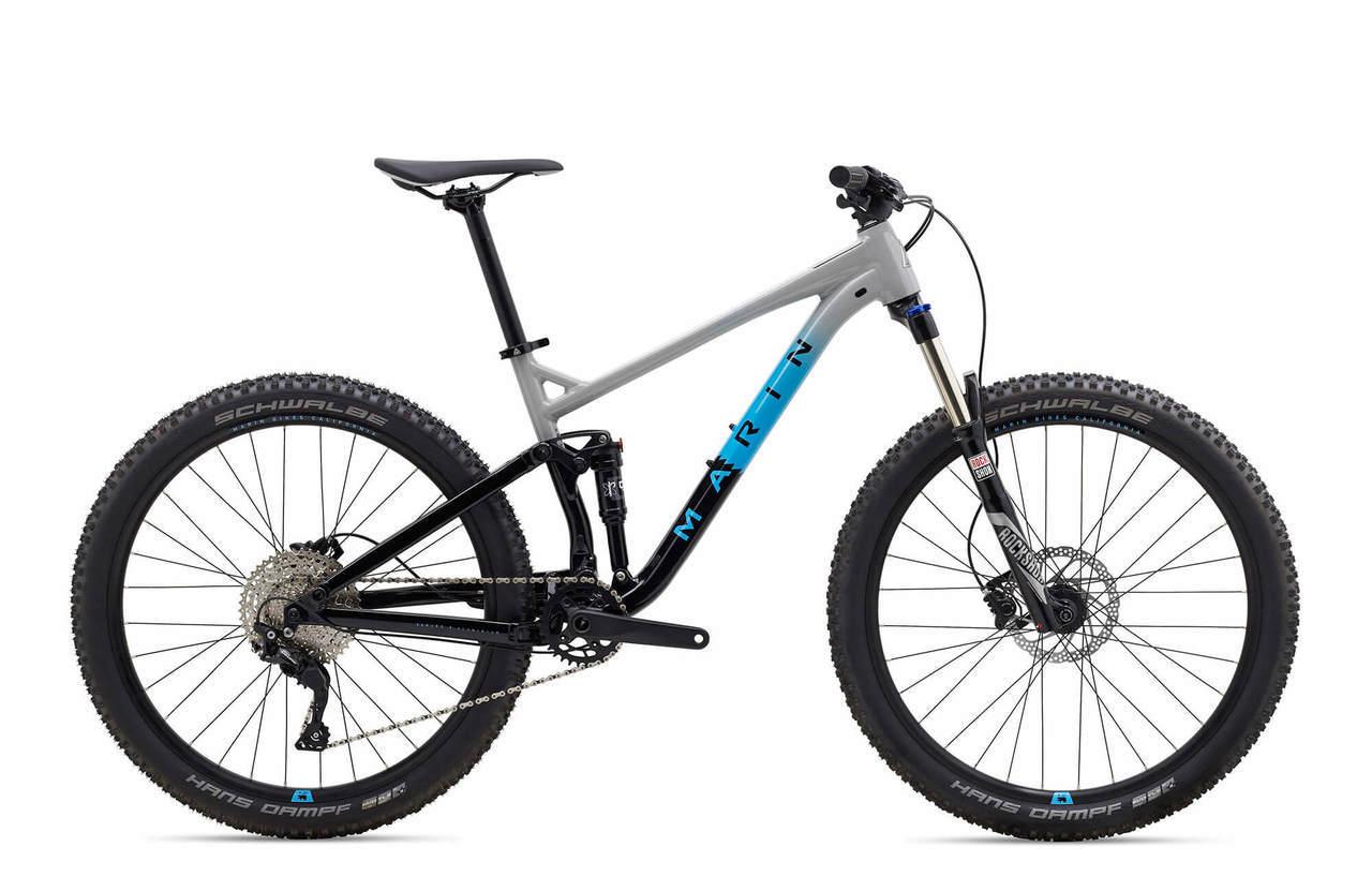 Marin Hawk HILL JR. Bike 2019 kids dual suspension bike