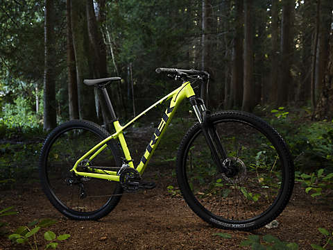 Trek Marlin 5 mountain bike review by editor