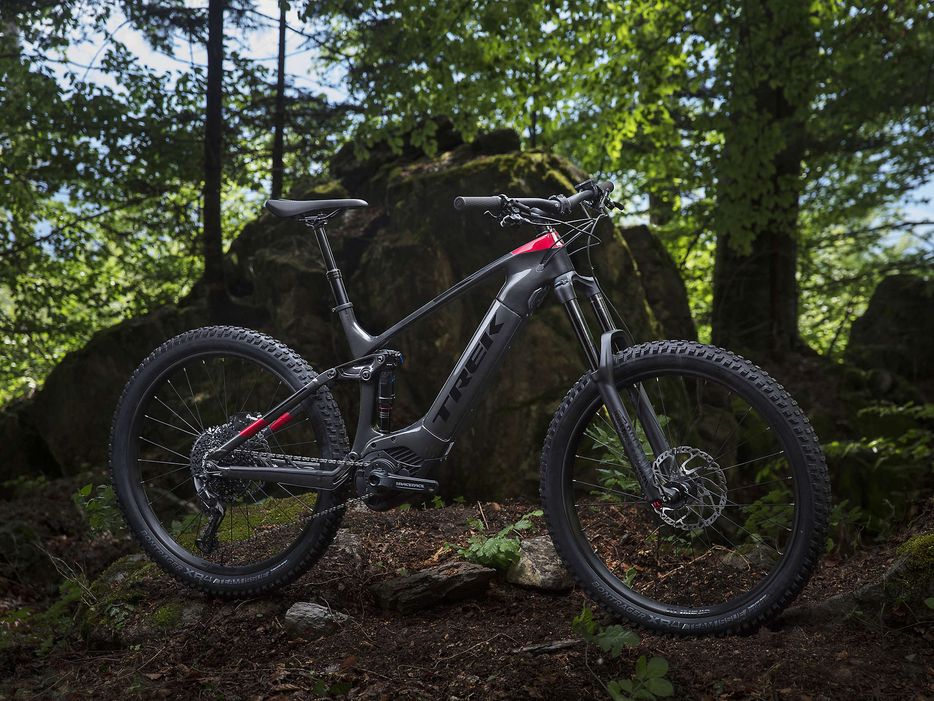 Trek powerfly MTB