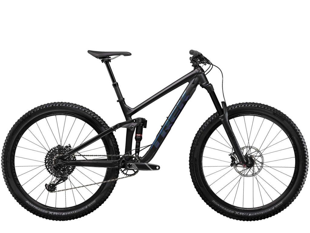 Trek Slash 8 mountain bike review by Sauserwind.com