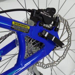GT aggressor brakes