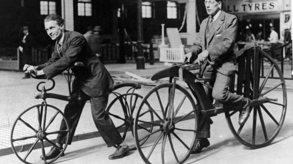 History of the Mountain Bike 1